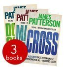 The JAMES PATTERSON The Alex Cross Collection / Boxed Gift Set - 3 Books: 1. Mary Mary 2. Doublecross 3. Cross *** GIFT-WRAPPED FREE, Brand New, Sealed Box, Well-Packaged *** RRP: £24.97