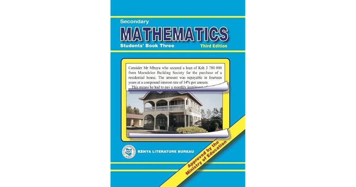 klb kenya mathematics form 1