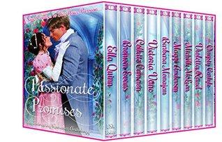 Passionate Promises by Victoria Vane