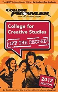 College for Creative Studies 2012