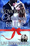 The Cowbear's Christmas Bride (Curvy Bear Ranch, #4)