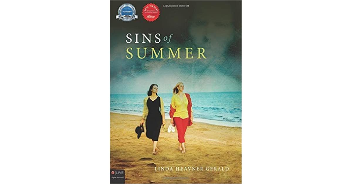 7dddb6946 Sins of Summer by Linda Heavner Gerald