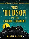 Mrs Hudson and the Lazarus Testament (A Sherlock Holmes & Mrs Hudson Mystery #3)