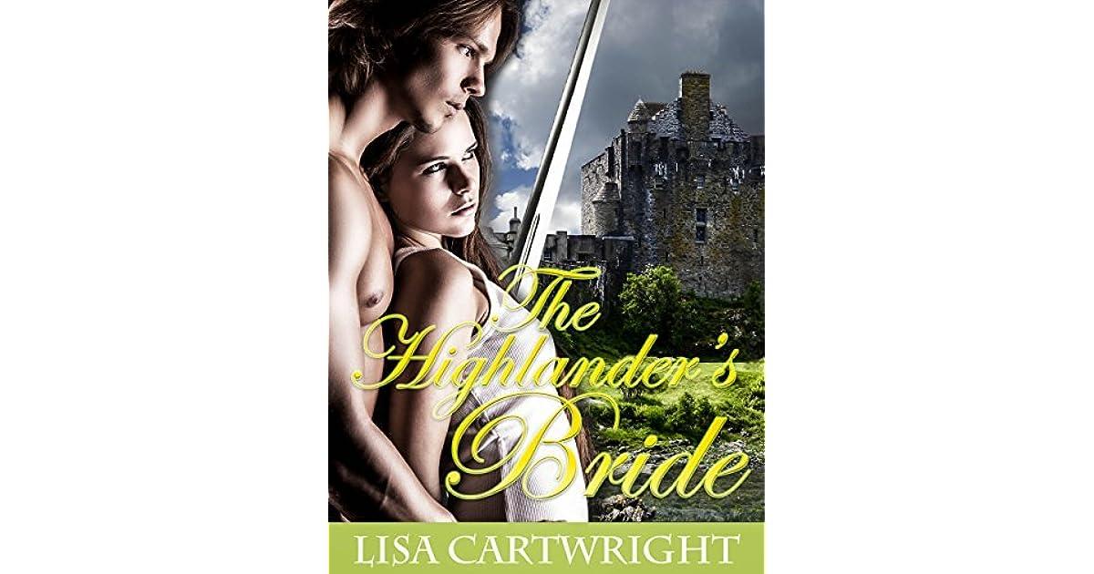 The Highlanders Bride By Lisa Cartwright