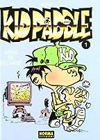 Juego de villanos (Kid Paddle, #1)