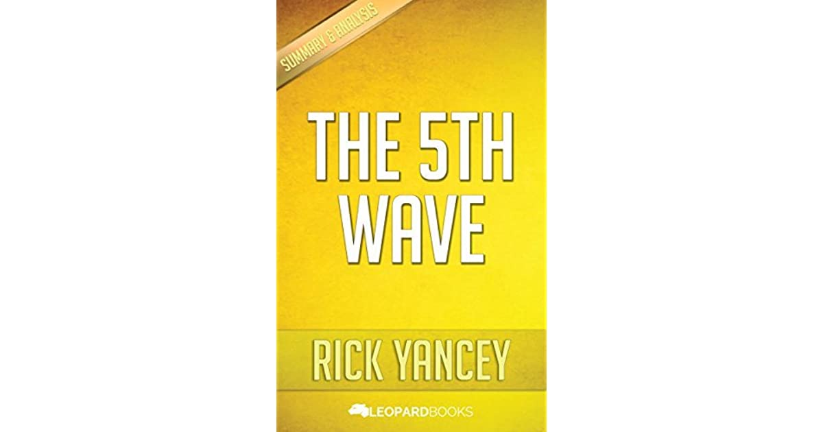 book summary of the 5th wave
