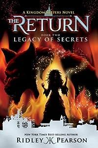 Legacy of Secrets (Kingdom Keepers: The Return, #2)