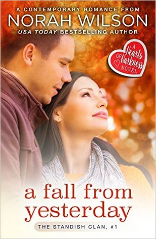 A Fall from Yesterday (The Standish Clan, #1)