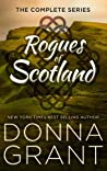 Rogues of Scotland Boxed Set (Rogues of Scotland, #1-4)