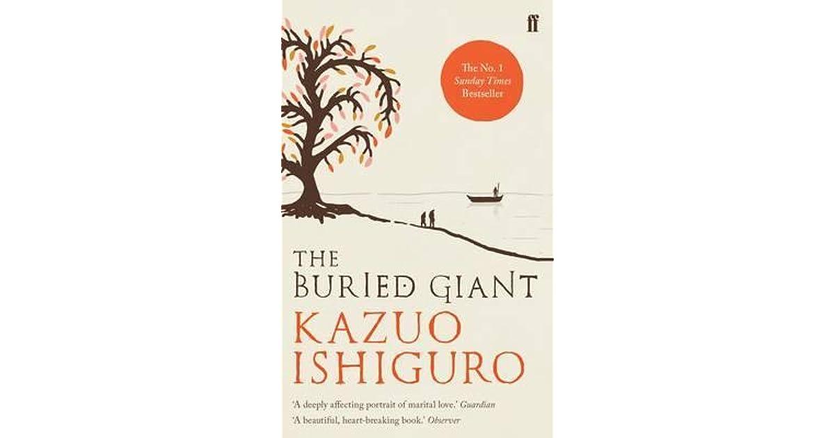 The Buried Giant by Kazuo Ishiguro, 1stUS, SIGNED, F/F (2015, HC)