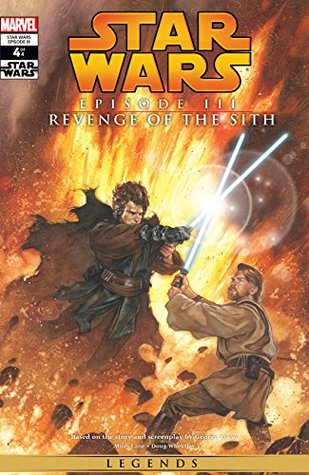 Star Wars Episode Iii Revenge Of The Sith Volume 4 By Miles Lane