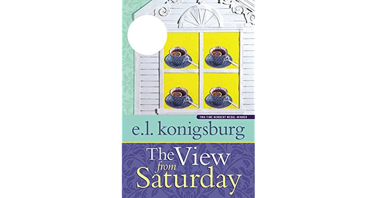 view from saturday book report Author biography, chapter summaries, discussion questions, vocabulary builders, reproducibles, cross-curricular activities for students of all learning styles for the novel the view from.