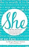 She: 366 Day Devotional: A Year Long Devotional Young Christian Women