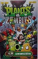 Plants Vs. Zombies Lawnmageddon
