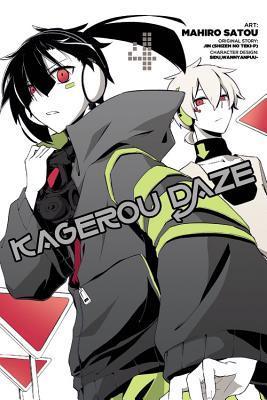 Kagerou Daze Manga, Vol. 4