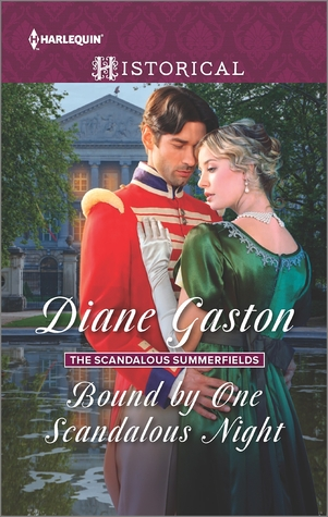 Bound by One Scandalous Night (The Scandalous Summerfields, #2)