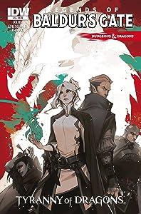 Dungeons & Dragons: Legends of Baldur's Gate (Volume 1)