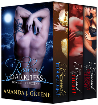 Rulers of Darkness Box Set (Books 1 - 3)