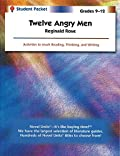 Twelve Angry Men - Student Packet by Novel Units, Inc.