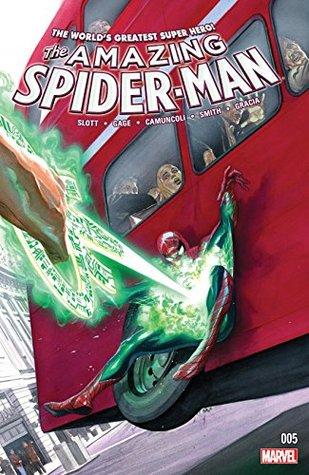 Amazing Spider-Man (2015-2018) #5