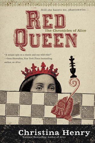 Red Queen (The Chronicles of Alice Book 2)