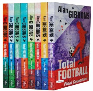 Total Football Pack, 8 books, RRP £47.92 (Divided We Fall; Final Countdown; Injury Time; Last Man Standing; Power Play; Some You Win; Twin Strikers; Under Pressure).
