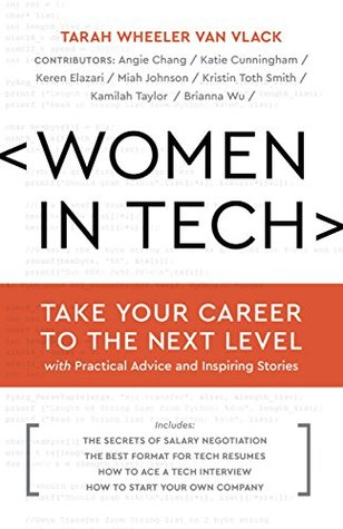 Women in Tech by Tarah Wheeler
