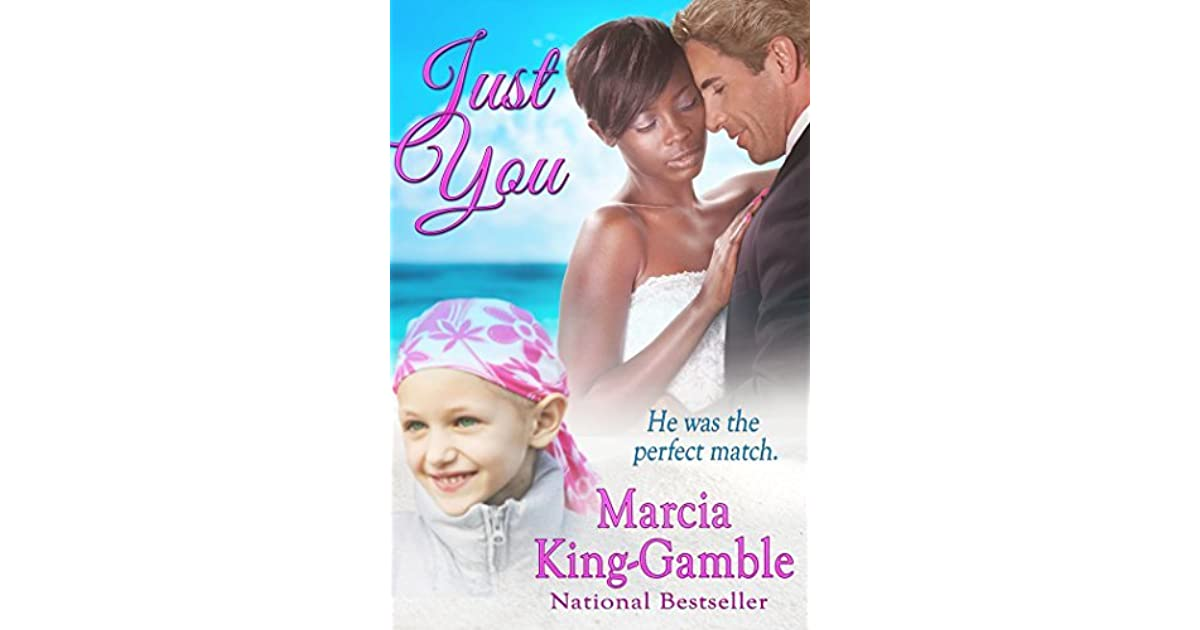 Just You By Marcia King Gamble
