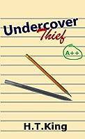 Undercover Thief (The Victoria Institue Book 1)