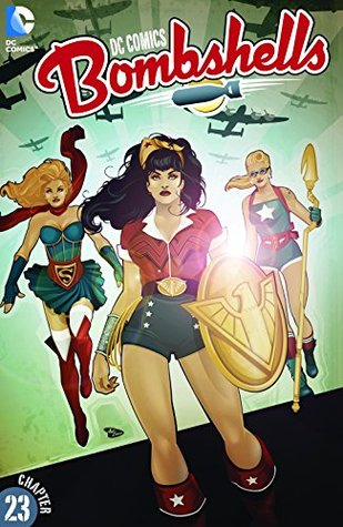 DC Comics: Bombshells #23