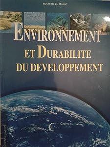 environnement et durabilité du developpement