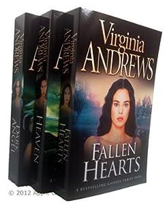 Casteel Family Series Books 1, 2, 3 : Heaven / Dark Angel / Fallen Hearts
