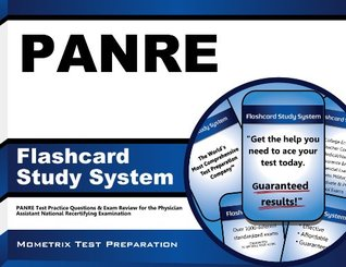 PANRE Flashcard Study System: PANRE Test Practice Questions and Exam Review for the Physician Assistant National Recertifying Examination