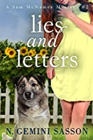 Lies and Letters (Sam McNamee Mystery #2)
