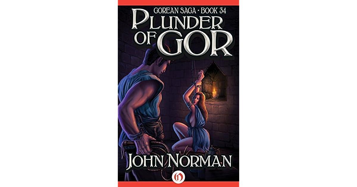 Plunder of gor gor 34 by john norman fandeluxe Epub