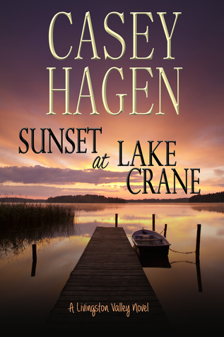 Sunset at Lake Crane by Casey Hagen