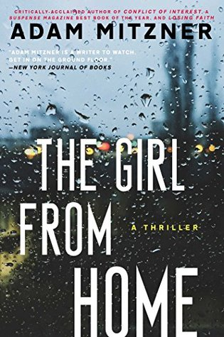 The Girl From Home by Adam Mitzner