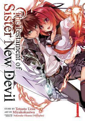 The Testament of Sister New Devil Vol. 1 by Tetsuto Uesu