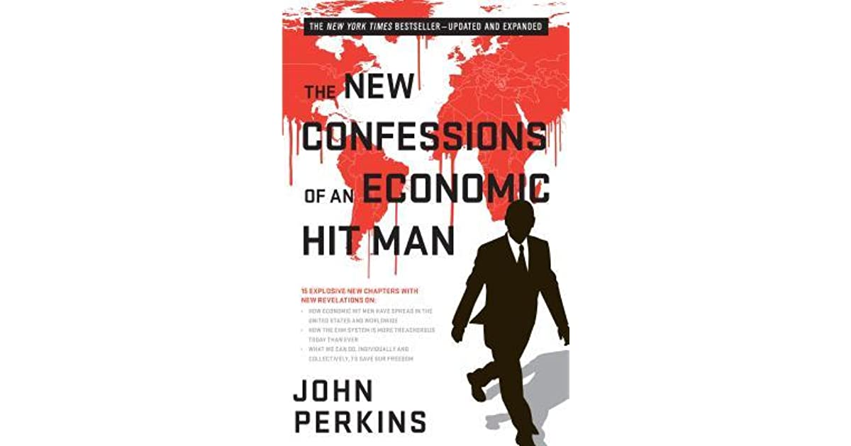 economic hitman summary
