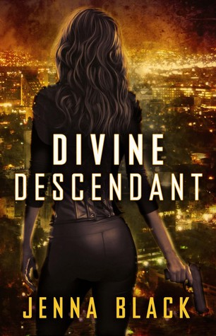 Divine Descendant by Jenna Black