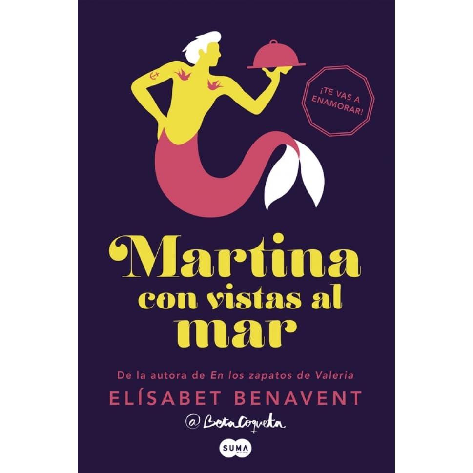 Martina con vistas al mar by Elísabet Benavent
