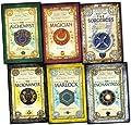 Michael Scott The Secrets of the Immortal Nicholas Flamel 6 Books Collection