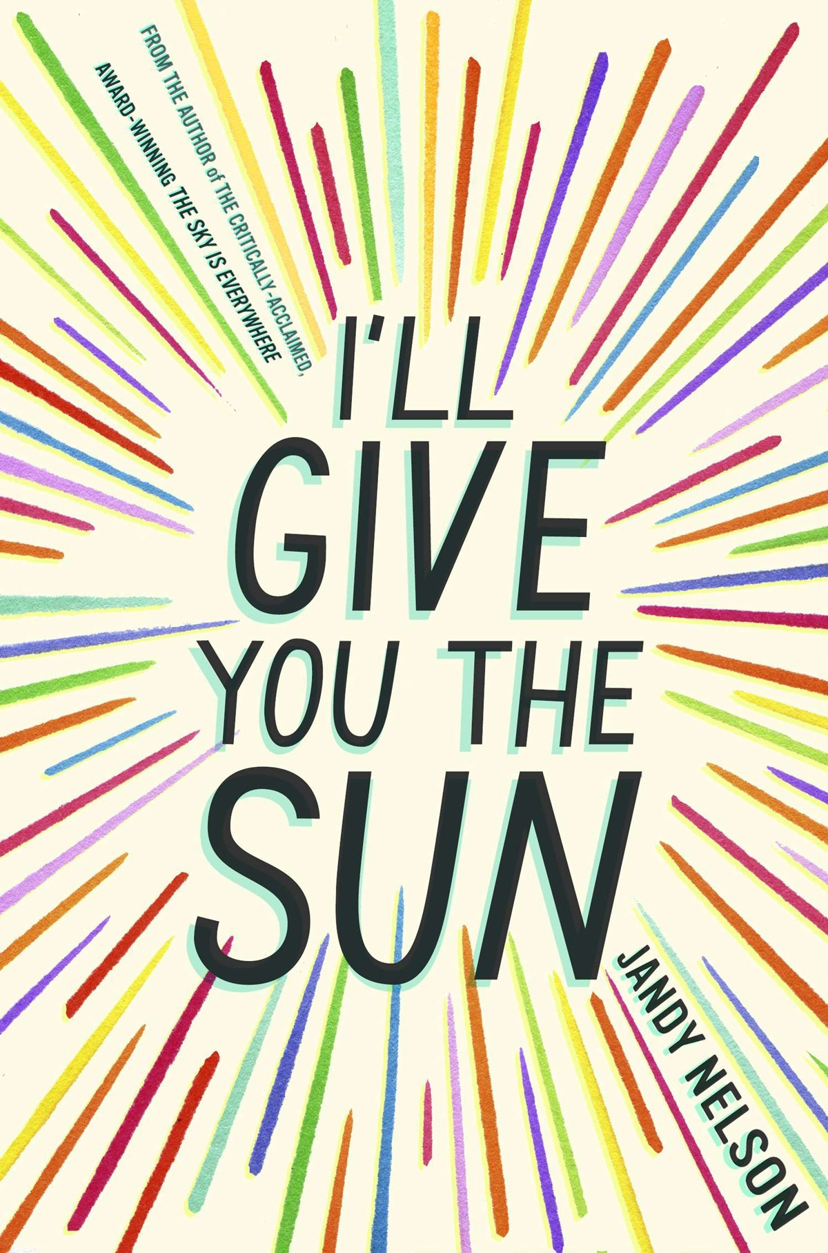 Jandy Nelson - I'll Give You the Sun