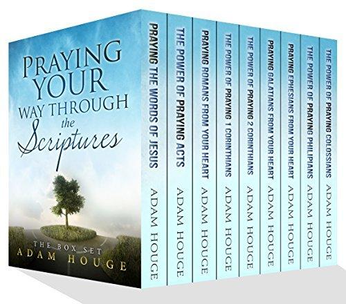 praying your way through the scriptures
