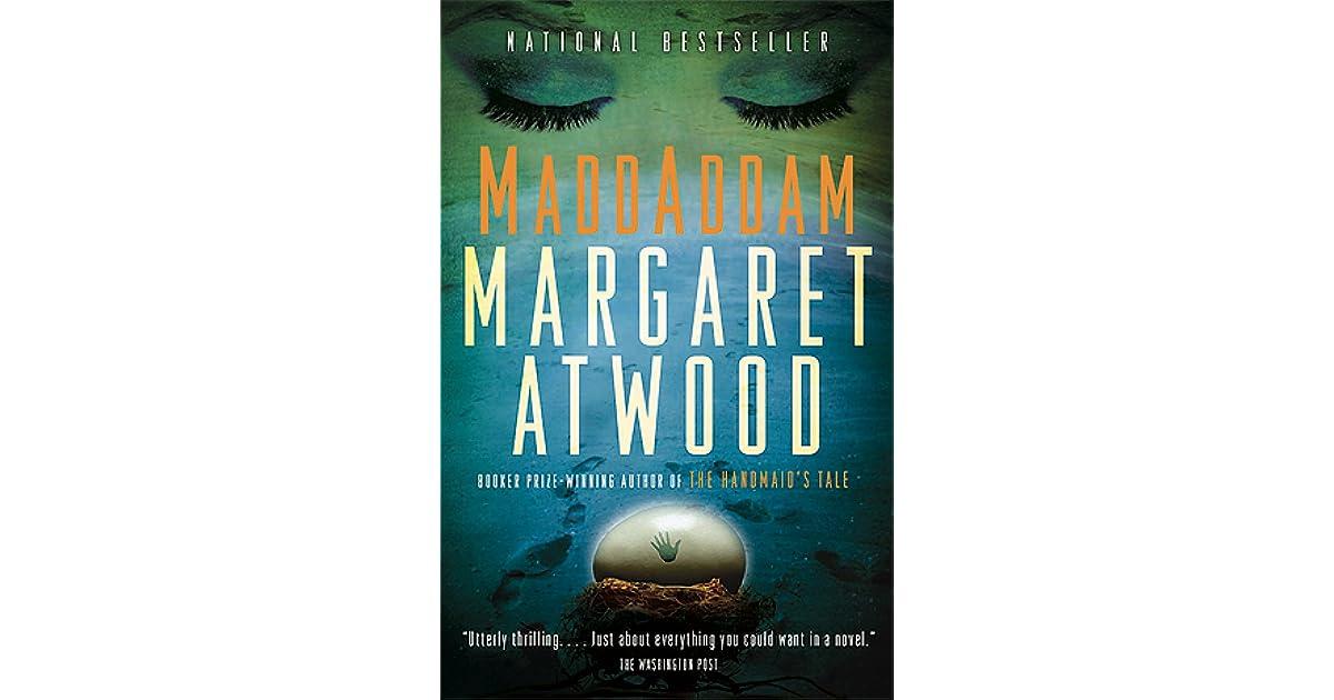 margaret atwood maddaddam trilogy epub