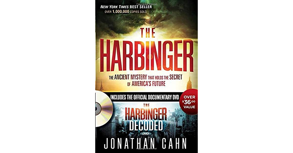 The harbinger the harbinger decoded dvd by jonathan cahn malvernweather Images