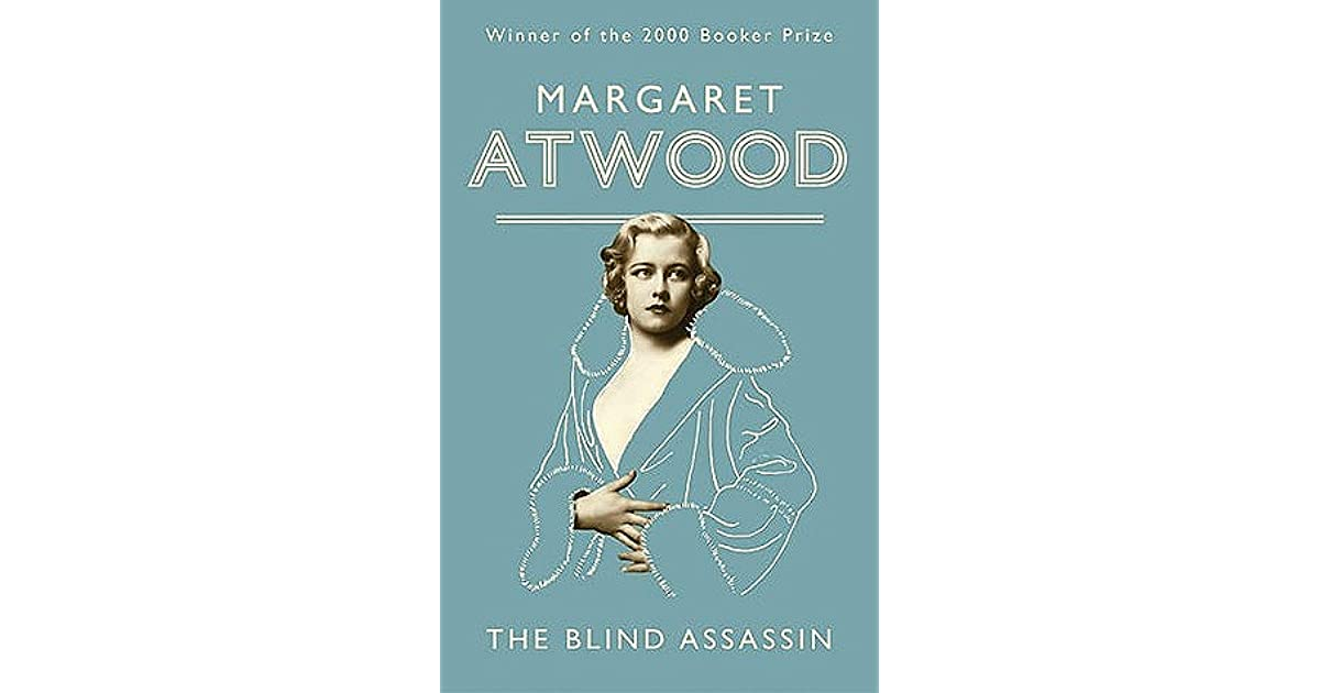 margaret atwood reading blind