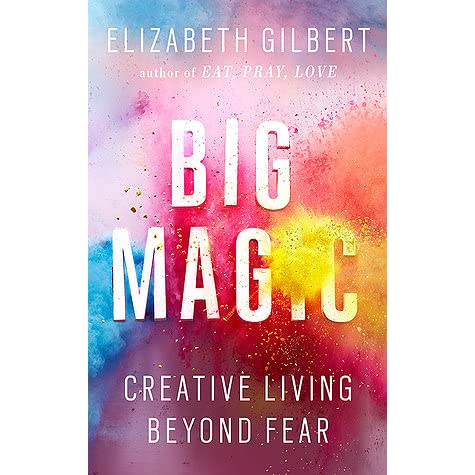 Image result for big magic book