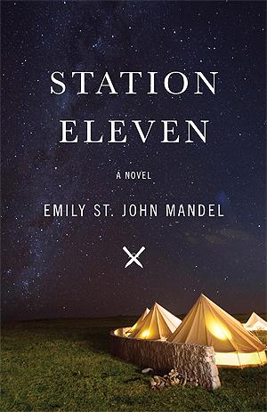 Cover Station Eleven - Emily St. John Mandel