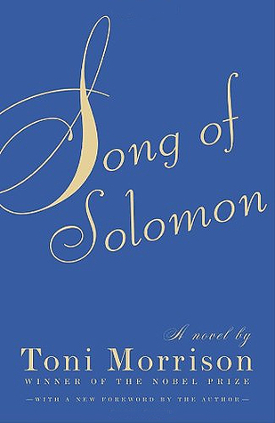 Song of Solomon cover art